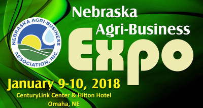Exhibit at the 2018 Nebraska Agri-Business Exposition!