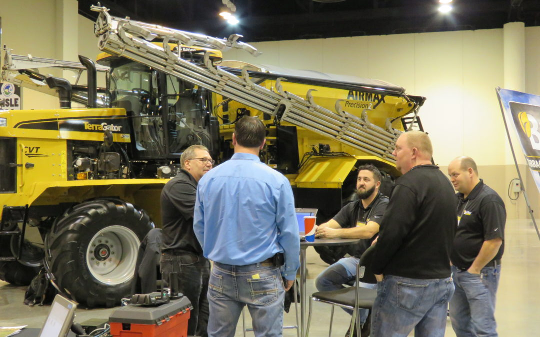 Nebraska Agri-Business Expo 2017 a Success!
