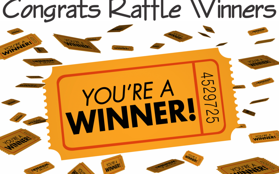 Congratulations 2020 Expo Raffle Winners!