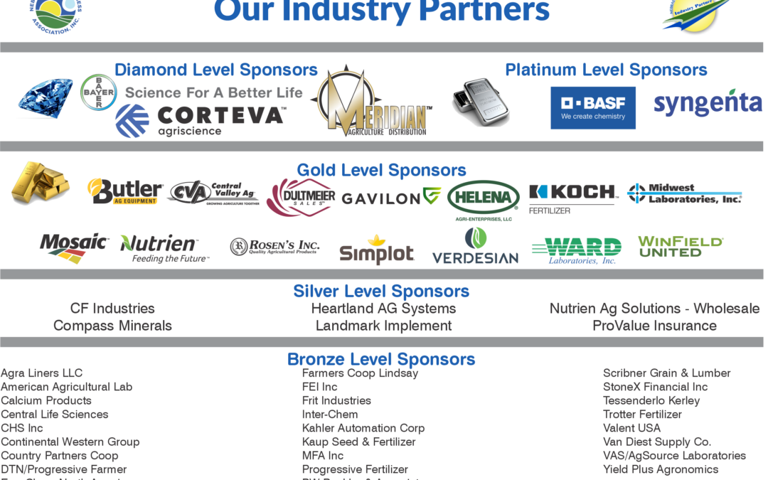 Thank You Industry Partners