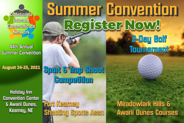 Summer Convention Aug 24-25, 2021 – Get Registered NOW!